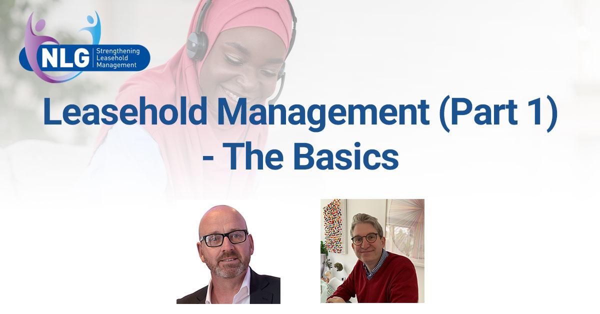 Leasehold Management - The Basics
